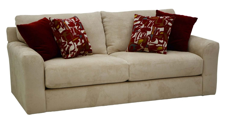 Sutton Sleeper Sofa - Doe