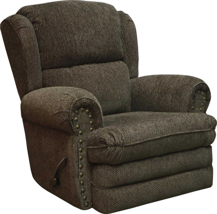 Braddock Rocker Recliner - Metal