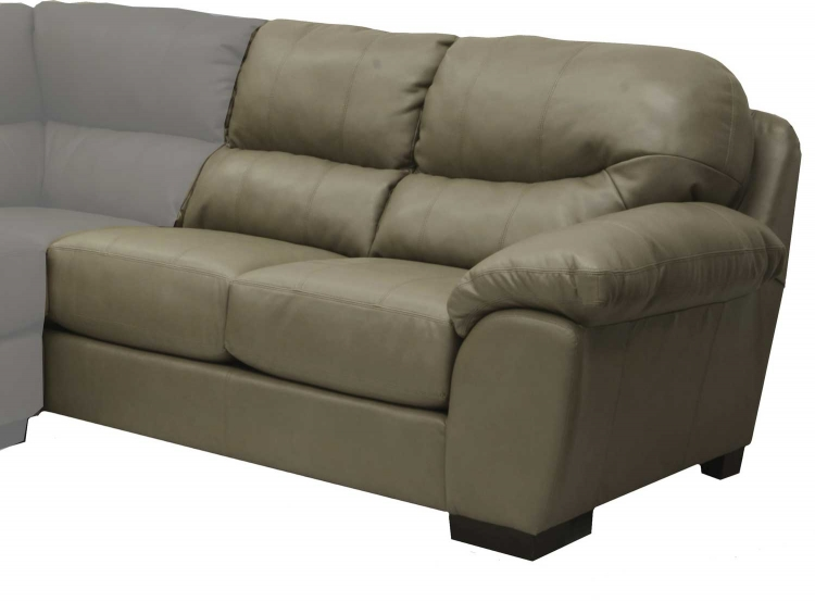 Lawson Right Side Facing Loveseat - Putty
