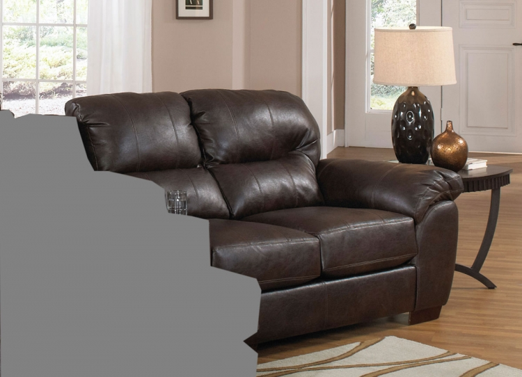 Jackson Lawson Right Side Facing (RSF) Loveseat - Godiva