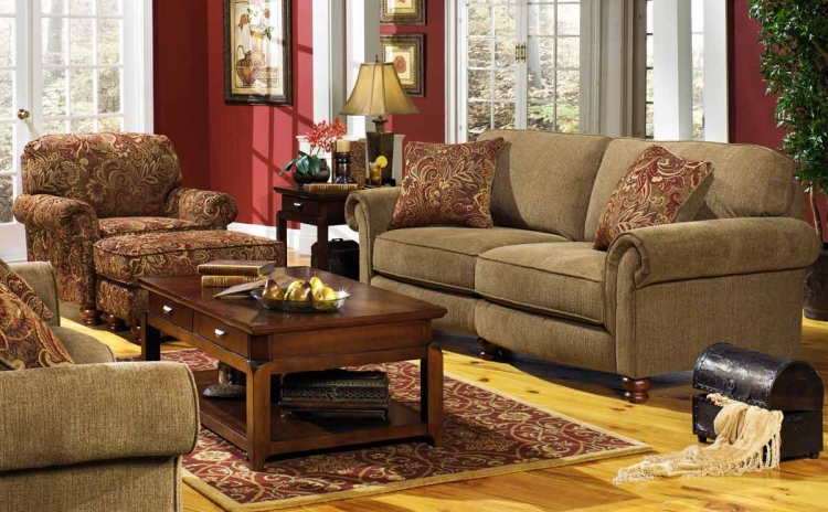 Bradley Sofa Set - Jackson Furniture