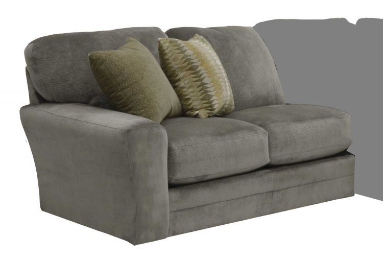Everest Left Side Facing Loveseat - Seal