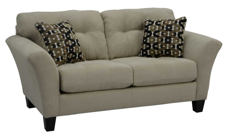 Halle Loveseat - Doe - Jackson Furniture