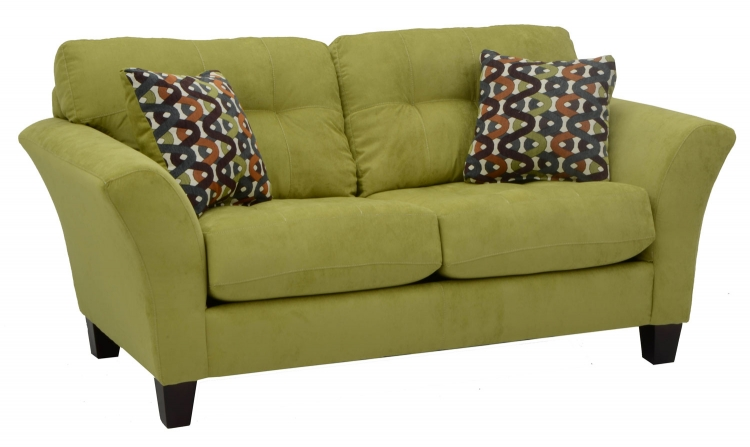 Halle Loveseat - Basil - Jackson Furniture