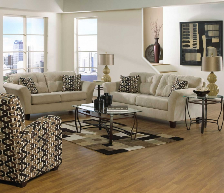 Halle Sofa Set - Doe