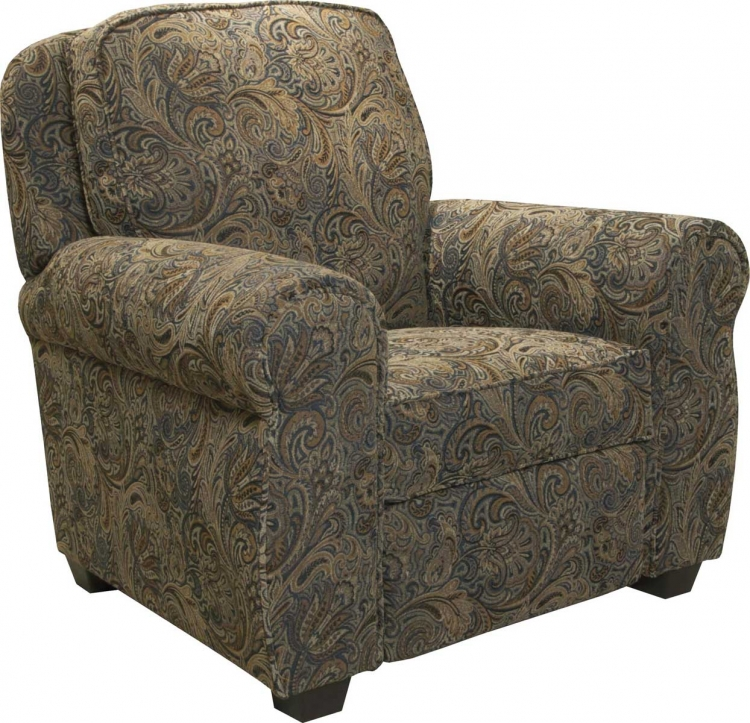 Downing Press Back Recliner - Persian