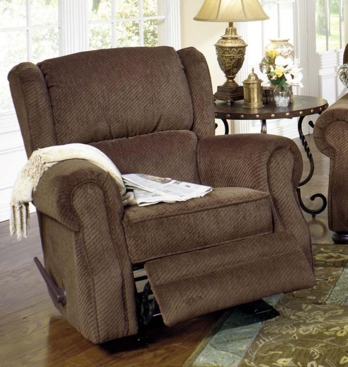 Carlton Rocker Recliner - Jackson Furniture