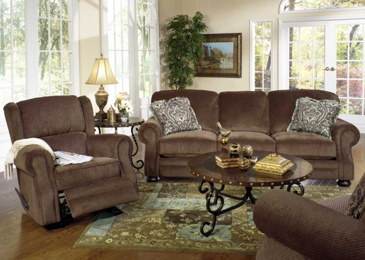 Carlton Living Room Set - Jackson Furniture