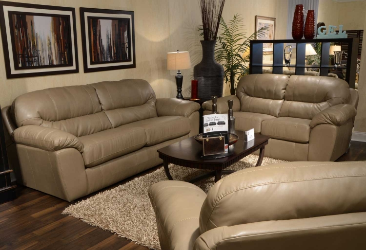 Homelegance Vera Reclining Sectional Sofa Chocolate