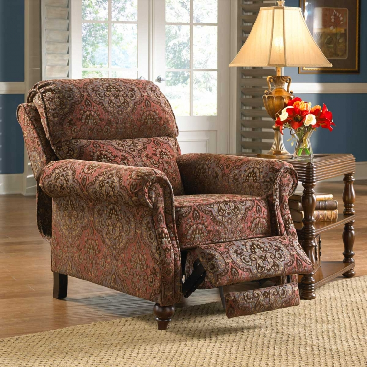 Brennan Reclining Chair - Garrett