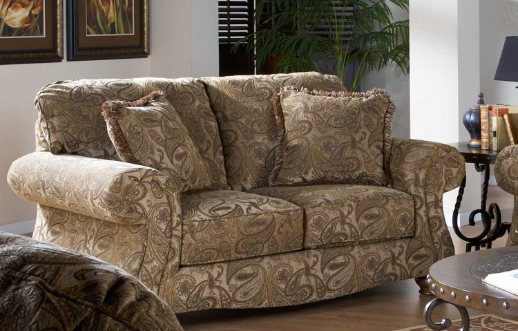 Bellingham Loveseat - Antique - Jackson