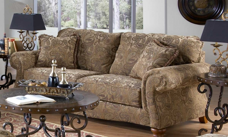 Bellingham Sofa - Antique - Jackson