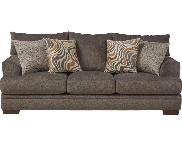 Crompton Sofa   Pewter