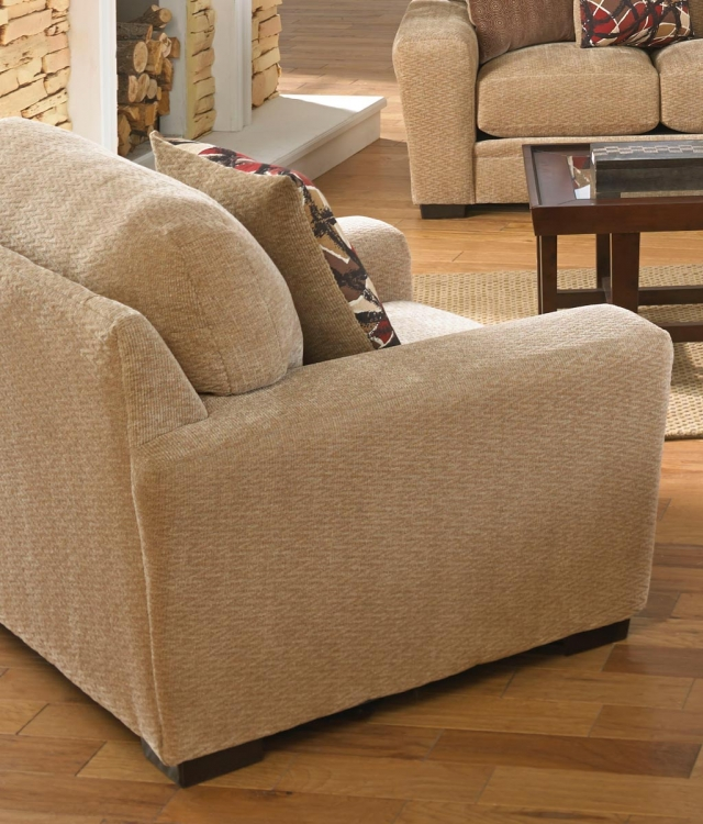 Prescott Chair - Oatmeal