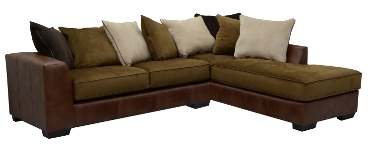Strickland Sectional - Chestnut - Jackson Furniture