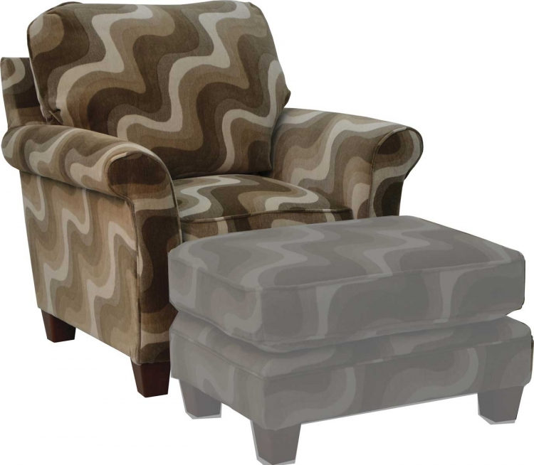 Hartwell Accent Chair - correlate Mushroom