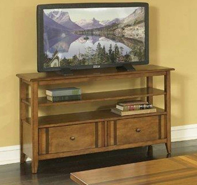 839 Sofa/Media Table - Jackson Furniture