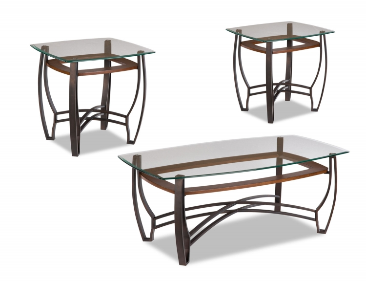 867 3-Pack Occasional Tables - Jackson Furniture