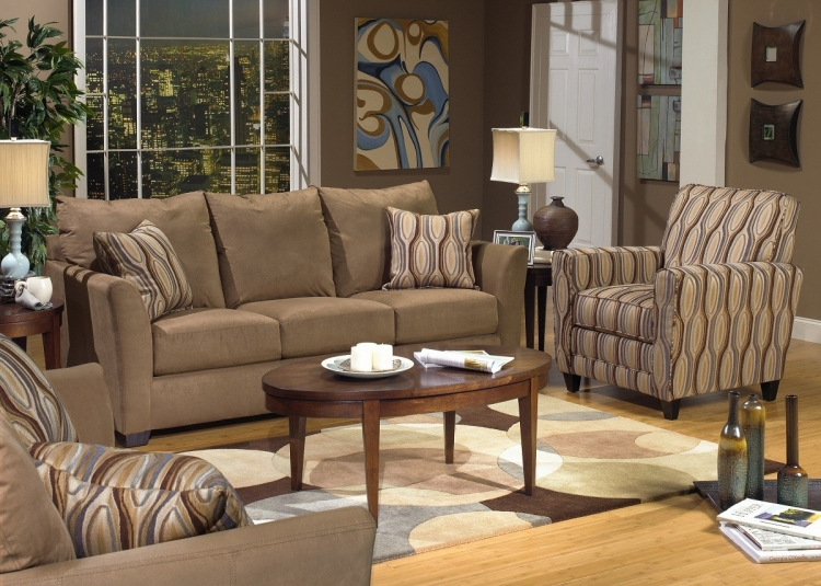 Keaton Sofa Set - Jackson Furniture