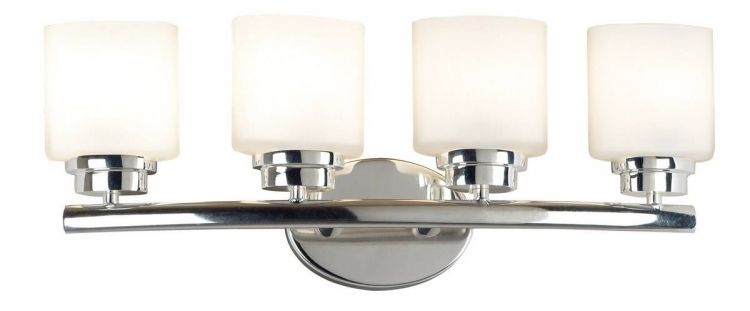 Bow 4 Light Vanity - Kenroy Home
