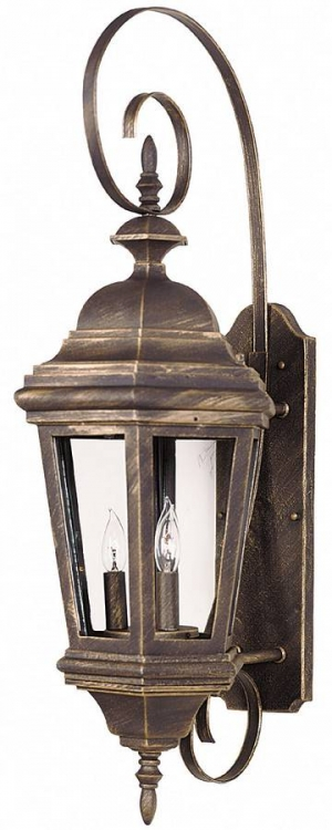 Estate Large Wall Lantern - Antique Patina - Kenroy Home
