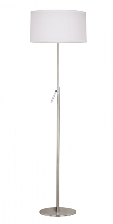 Propel 1 Light Adjustable Floor Lamp