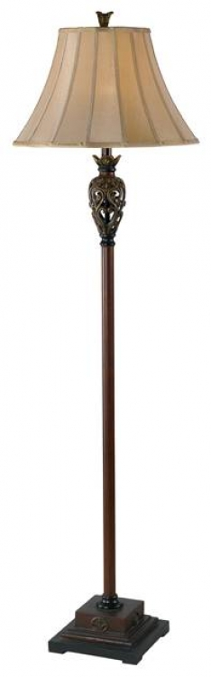 Iron Lace Floor Lamp - Kenroy Home