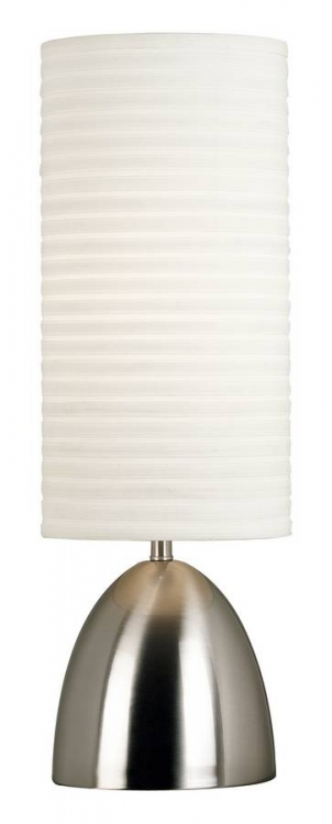 Bandeau Table Lamp - Brushed Steel