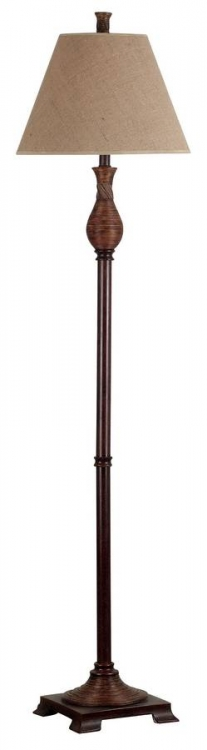 Santiago Floor Lamp - Kenroy Home