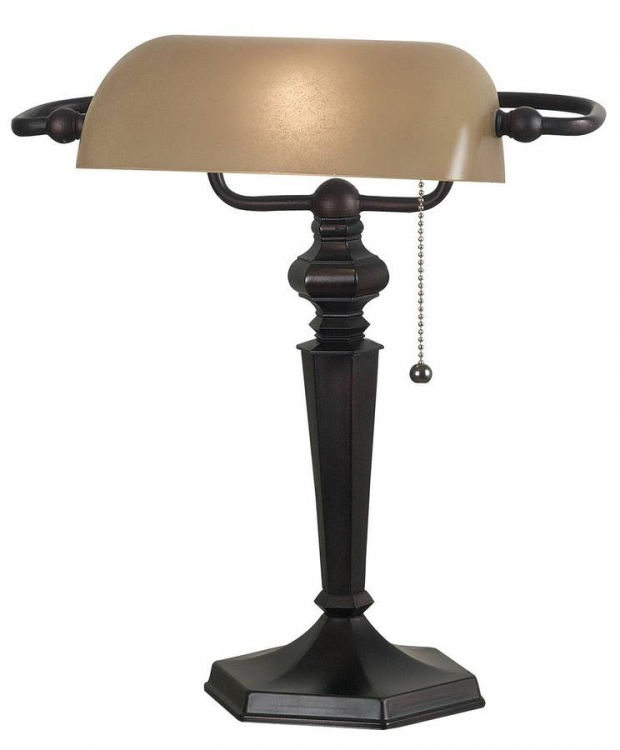 Chesapeake Banker Lamp - Kenroy Home