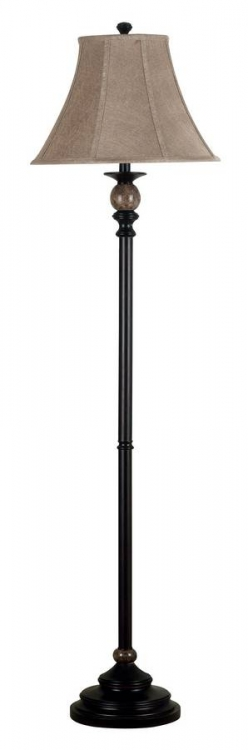 Plymouth Floor Lamp - Kenroy Home