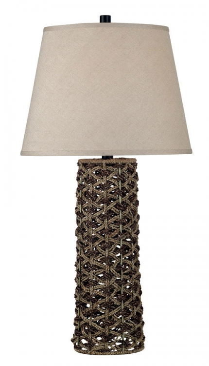 Jakarta 1 Light Table Lamp - Kenroy Home