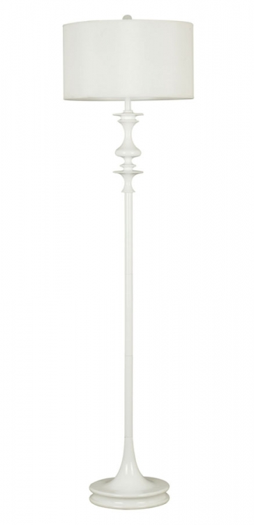 Claiborne 1 Light Floor Lamp - Kenroy Home