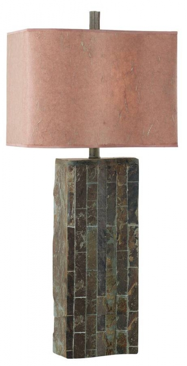 Ripple SlateTable Lamp - Kenroy Home