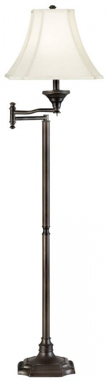 Wentworth Swing Arm Floor Lamp