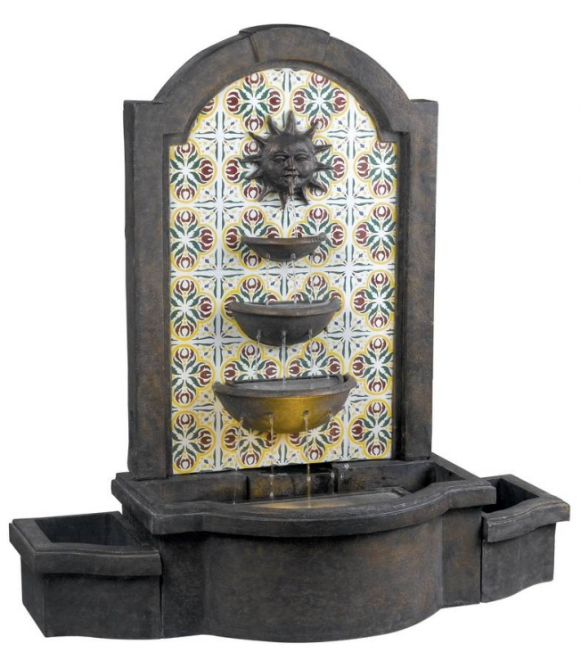Cascada Floor Fountain - Kenroy Home