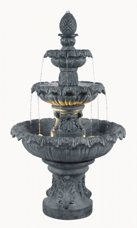Costa Brava Outdoor Fountain - Kenroy Home