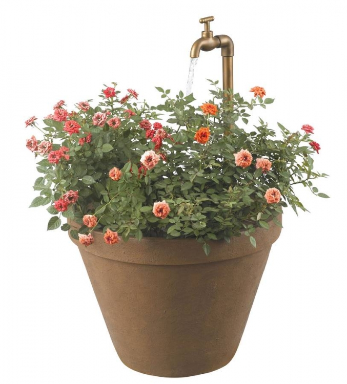 Full Bloom Outdoor Fountain - Kenroy Home