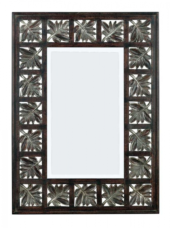 Foilage Wall Mirror