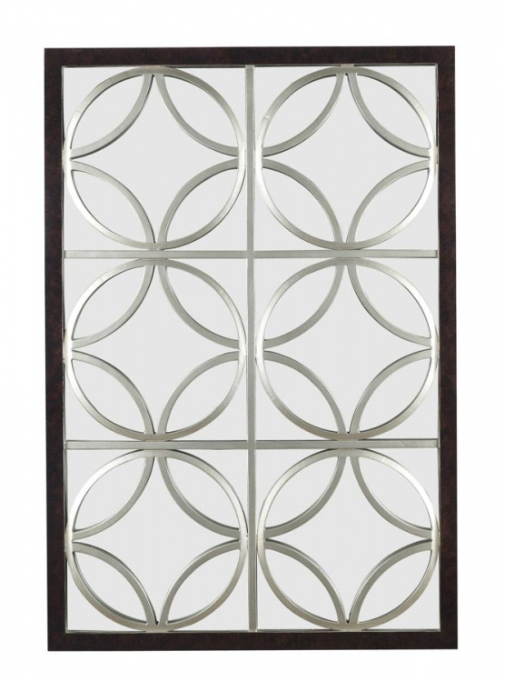 Gable Wall Mirror