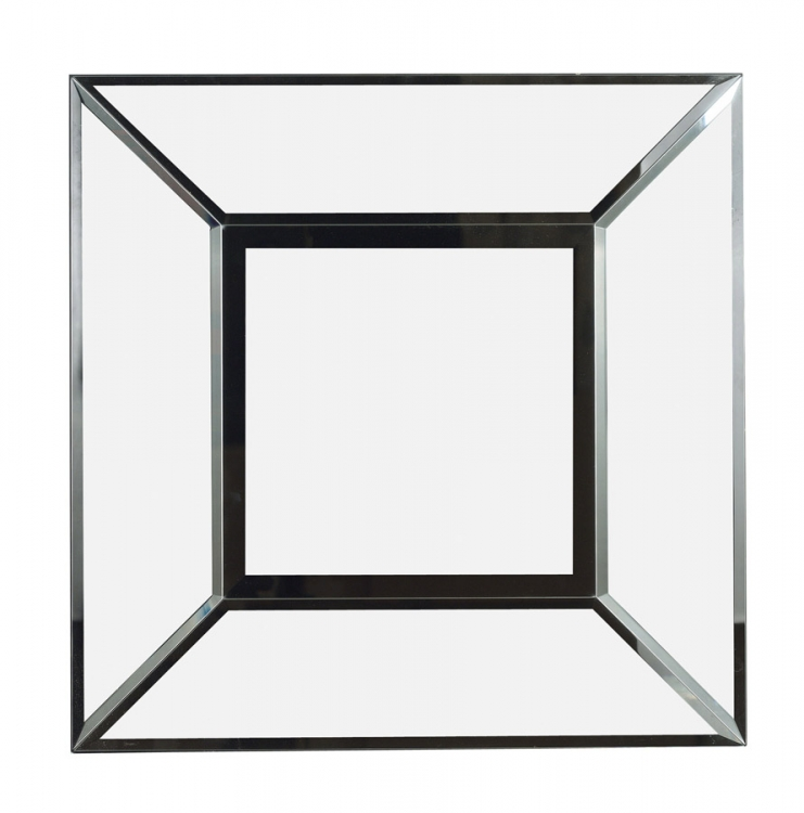 Cubic Wall Mirror