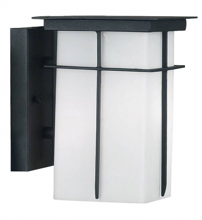 Mesa Small Wall Lantern - Kenroy Home