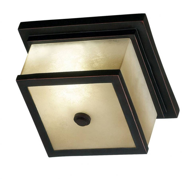 Plateau Flush Mount