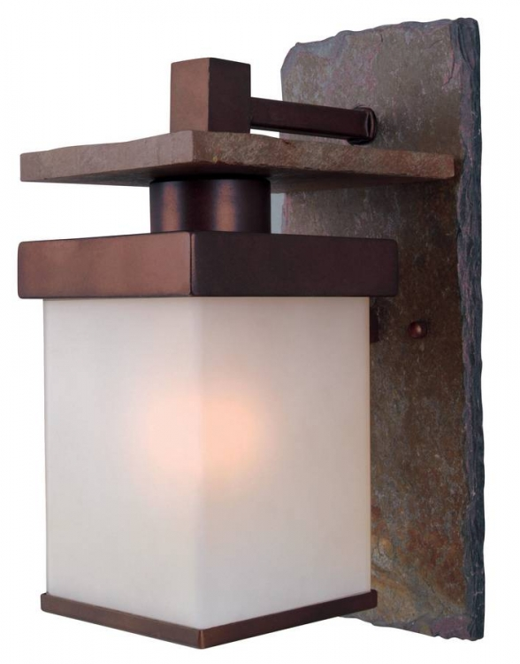 Boulder Large Wall Lantern - Kenroy Home