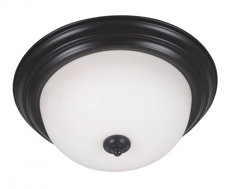 Triomphe Medium Flush - Oil Rubbed Bronze - Kenroy Home