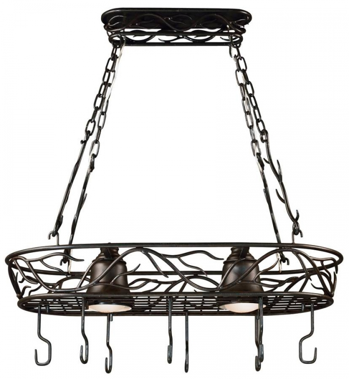 Maxim Lighting International Desert Wind 3 Lt Chandelier