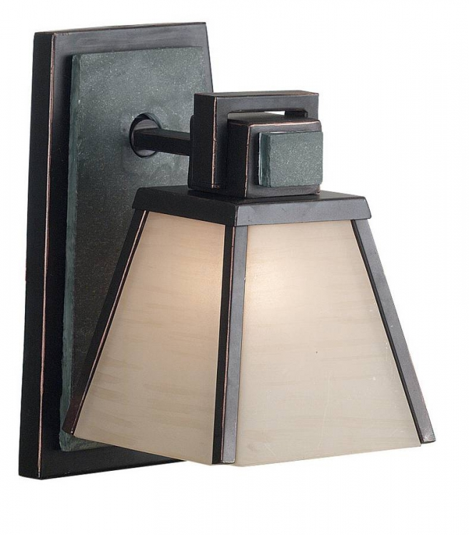 Clean Slate Sconce - Kenroy Home