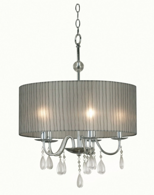 Arpeggio 5 Light Pendant - Kenroy Home