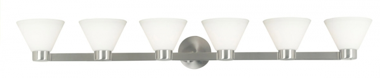Maxwell 6 Light Vanity - Kenroy Home