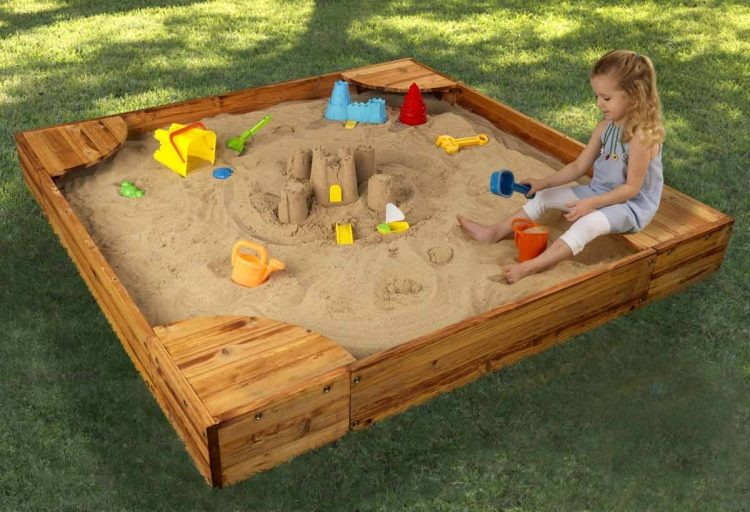 Backyard Sandbox - KidKraft